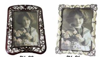 Portafoto vintage con swarosky